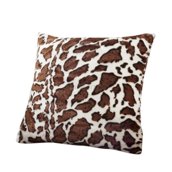 Animal Print Sofa Pillows : Animal Zebra Leopard Print Pillow Case Sofa Square Throw Cushion Cover Decor Hot eBay