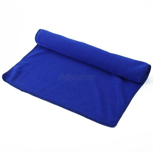 Sport Swim Gym Washcloth Quick Dry Microfiber Hand Bath