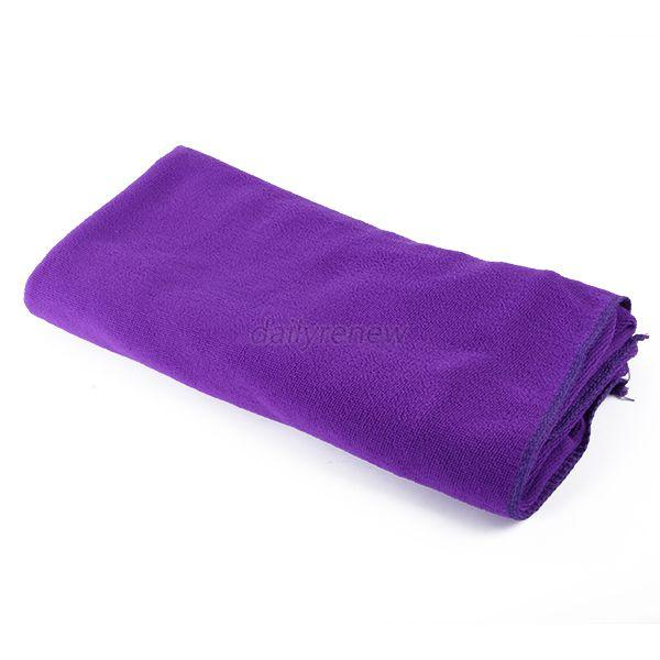 Microfiber Bath Towels For Camping: Quick-Dry Microfiber Bath Towel Beach Swim Travel Camping