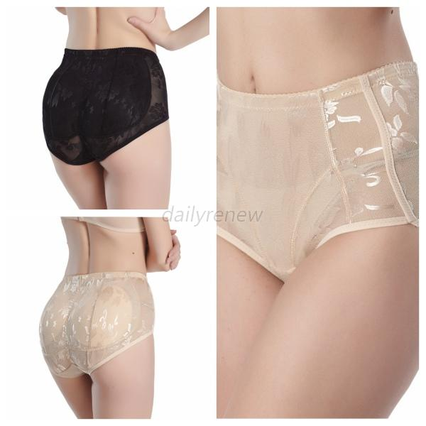 INSTANT BUTT BOOSTER LACE HIP ENHANCING UNDERWEAR SHAPER ...