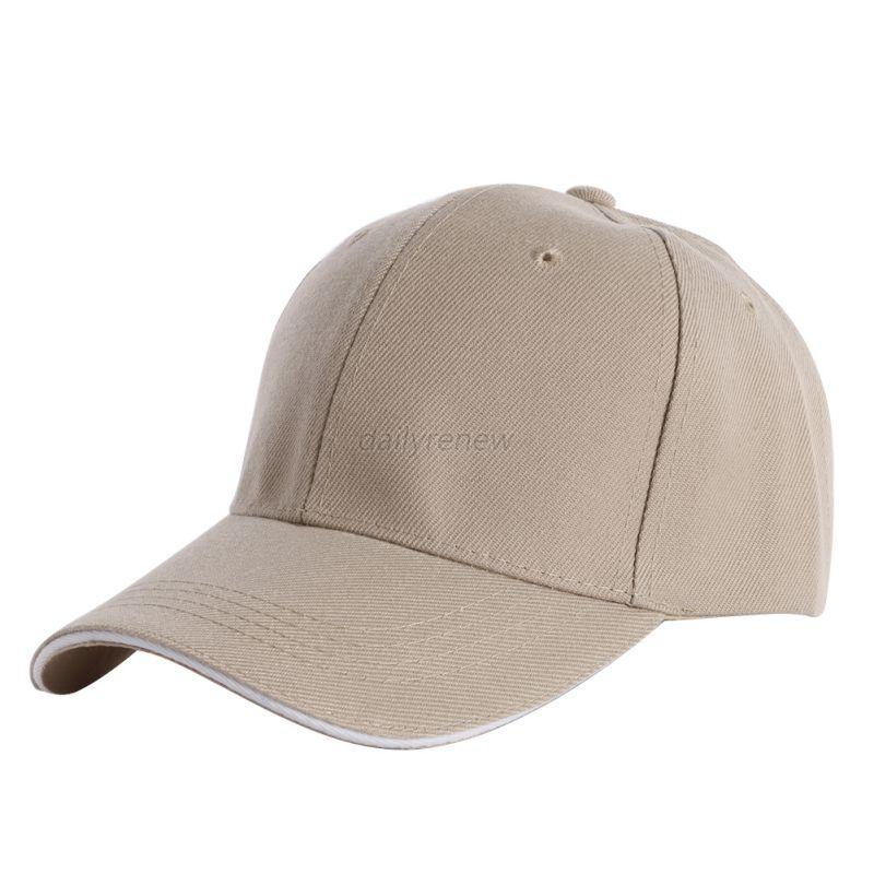 AU Men Casual Hat Baseball Cap Women Ball Blank Plain Caps ...