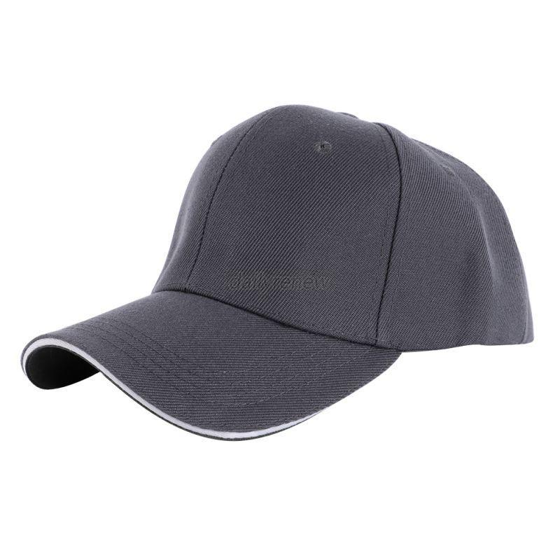 New Men casual hat baseball cap Women ball Blank Plain ...