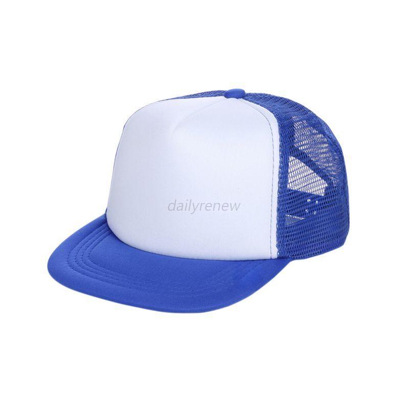 toddler child kid boy blank snapback hats adjustable