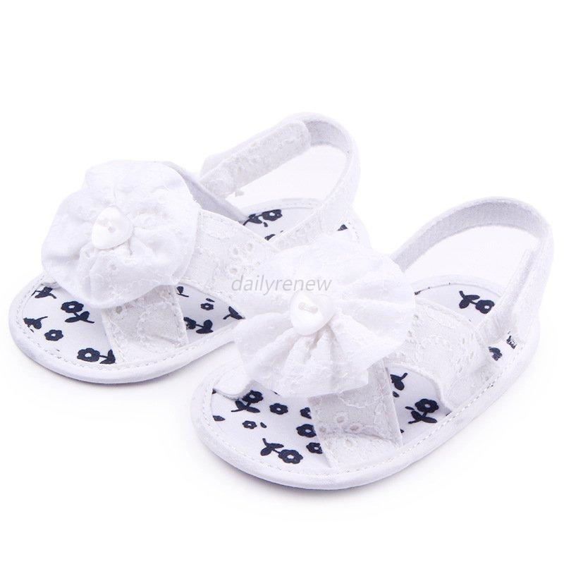 0 12m non slip newborn infant baby toddler lace flower