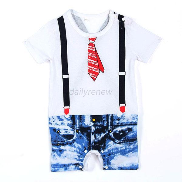 infant toddler cozy soft romper jumpsuit set kid baby