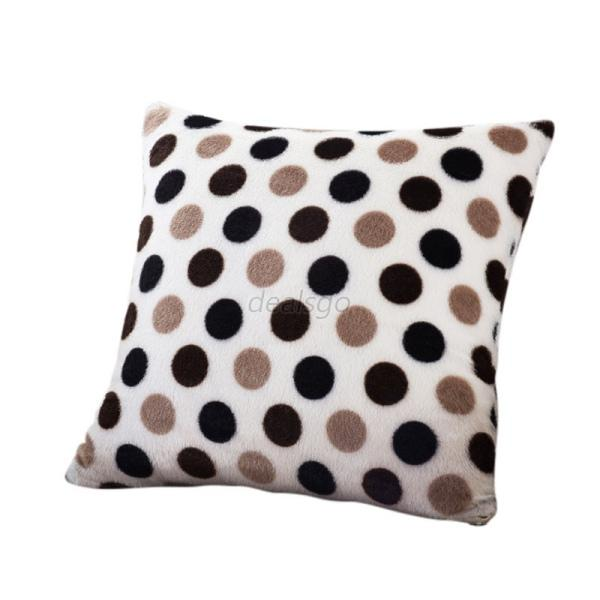 Animal Print Pillows For Couch : Animal Zebra Leopard Print Pillow Case Sofa Waist Throw Cushion Cover Decor Chic eBay