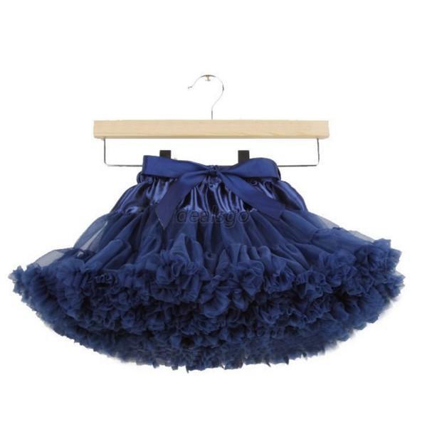 Girl 039 s baby fluffy pettiskirt tutu princess skirt dancewear party
