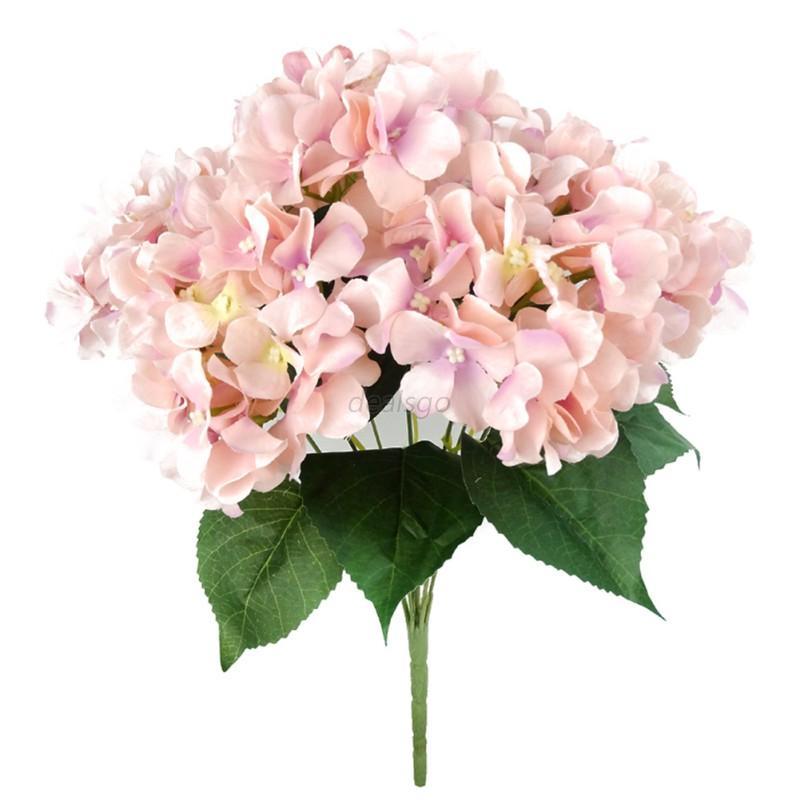 Centerpiece silk flowers craft wedding arrangements home for Fake flowers for crafts