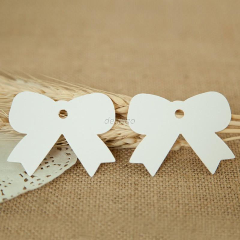 ... Blank-Kraft-Paper-Hang-Tags-Wedding-Favor-Label-Price-Gift-Party-Cards