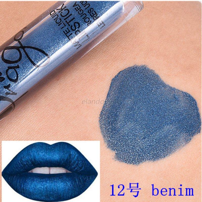 long lasting makeup cosmetic liquid matte waterproof lipstick pencil lip gloss ebay. Black Bedroom Furniture Sets. Home Design Ideas