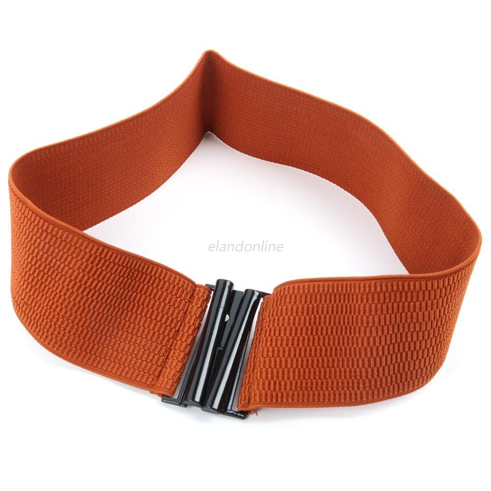 vogue wide elastic stretch corset waistband waist