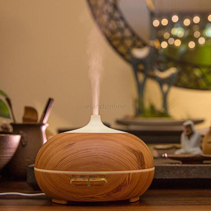 AU-LED-Air-Aroma-Oil-Diffuser-Ultrasonic-Aromatherapy-Humidifier-Home-Office-New