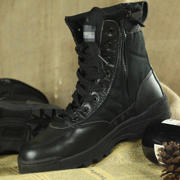 Men Desert Delta Force Military Boots Tactical Army