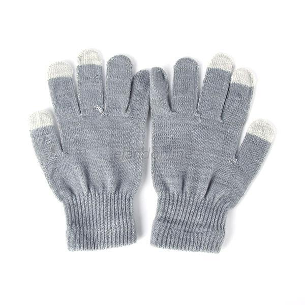 Women Men Knitted Cotton Warm Hands Wrist Full Finger
