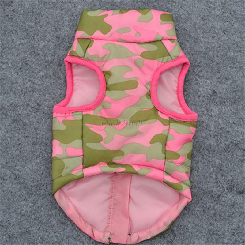 Cat-Dog-Pet-Clothing-Soft-Padded-Vest-Harness-Jacket-Small-Dog-Puppy-Cute-Coat thumbnail 24