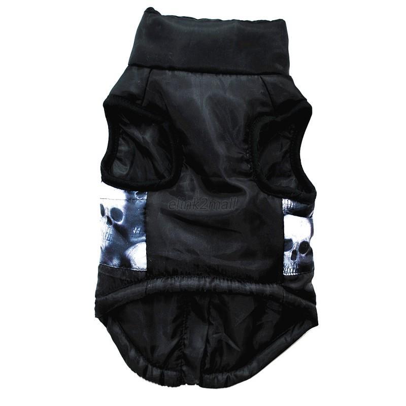 Cat-Dog-Pet-Clothing-Soft-Padded-Vest-Harness-Jacket-Small-Dog-Puppy-Cute-Coat thumbnail 12