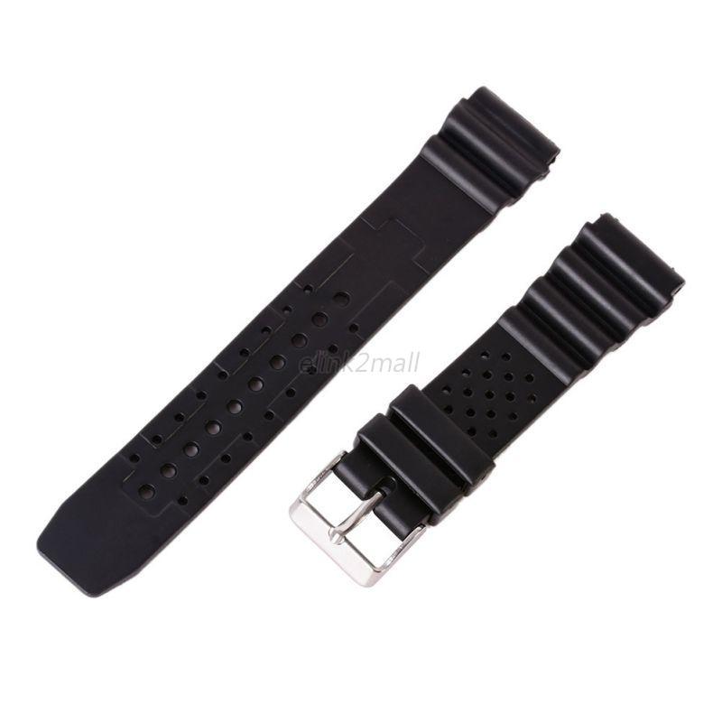 schwarzes wasserdichtes silikon gummi sport armbanduhr. Black Bedroom Furniture Sets. Home Design Ideas