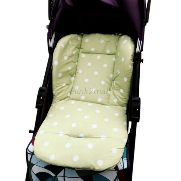thick baby infant stroller car seat pushchair cushion cotton cover mat new ebay. Black Bedroom Furniture Sets. Home Design Ideas