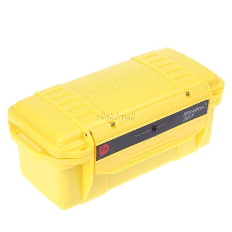waterproof box storage case shockproof box camping hiking outdoor
