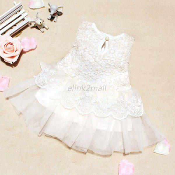 Newborn-Baby-Girl-Party-Princess-Pageant-Tutu-Dress-Kids-Toddler-Flower-Skirt