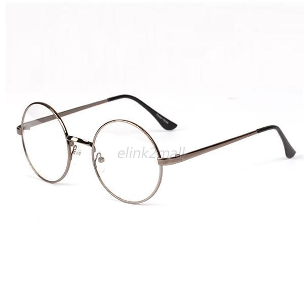 Vintage Retro Eyeglasses Clear Lens Eye Glasses Fashion ...