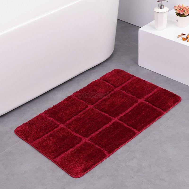 Solt Modern Non Slip Floor Mats Bath Shower Carpet