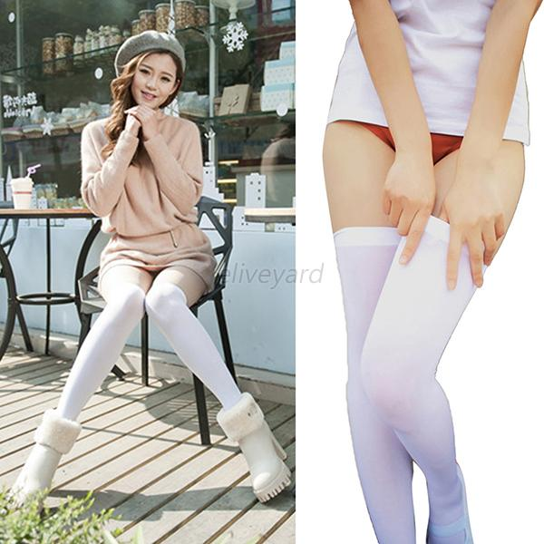 Sexy girls in long socks