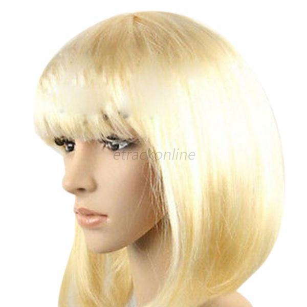 Beauty-Women-Heat-Resistant-Hair-Synthetic-Wig-Short-BOB-Cosplay-Lady-Full-Wigs
