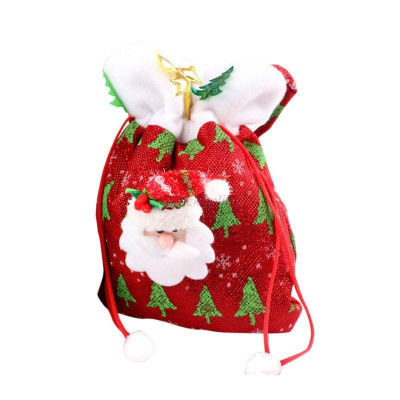 Christmas Decoration Wedding Gift : ... -Handbag-Xmas-Decor-Wedding-Home-Party-Candy-Gift-Bag-Christmas-Bag