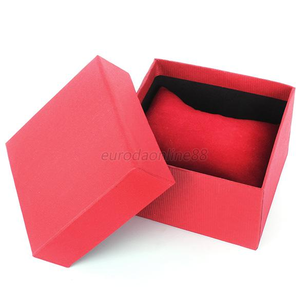 for watch jewellery gift hot 3 colors paper cardboard w