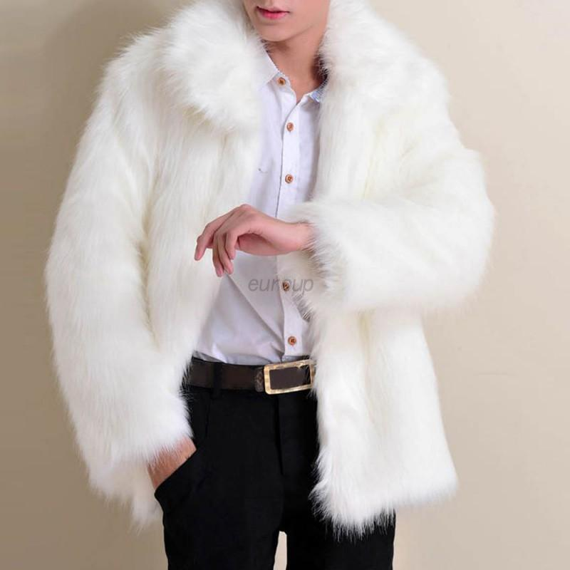 The color is what that gives the look and makes great difference, white fur coats are surely one of the hottest choices for both men and women as it is a royal color. A coat made up of rich white fur cannot be matched with any other variety of coats.