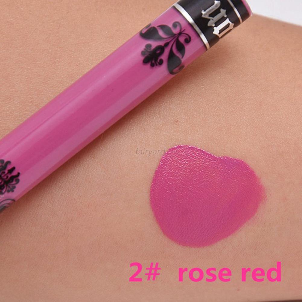 Pro-Lasting-Waterproof-ROUGE-A-LEVRES-Matte-Liquid-Lip-Pen-Lipstick-Lip-Gloss