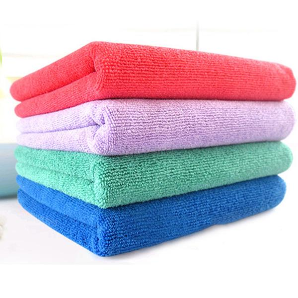 Zip Soft Microfiber Towel: Comfort Beauty Salon Gym Microfiber Soft Towel Fast Drying