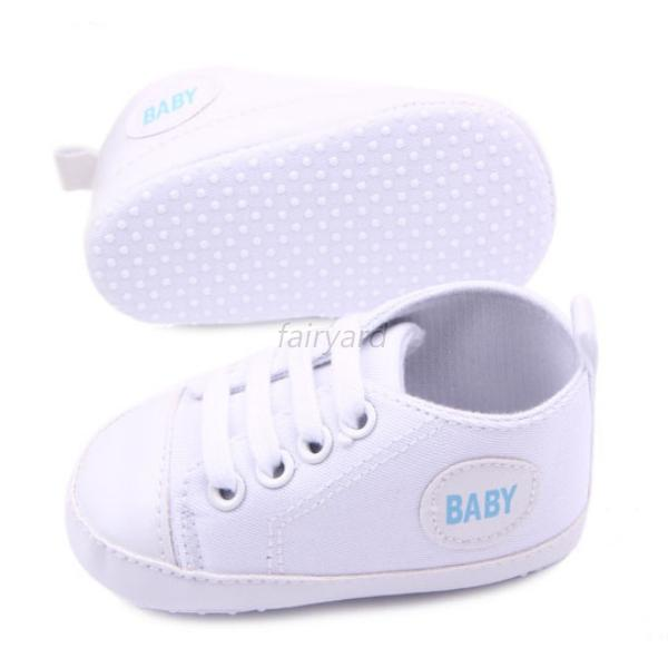 Infant Newborn Baby Boy Girl Kid Soft Sole Shoes Cute
