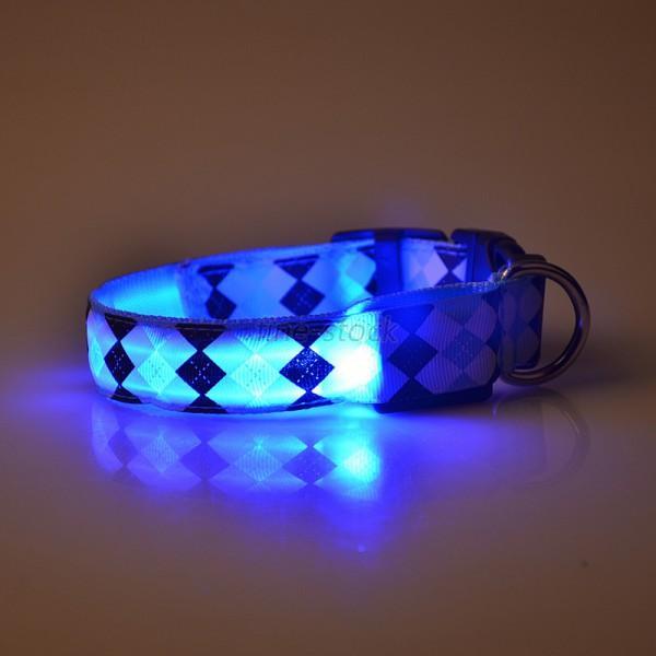 Glow In The Dark Dog Collar Ebay