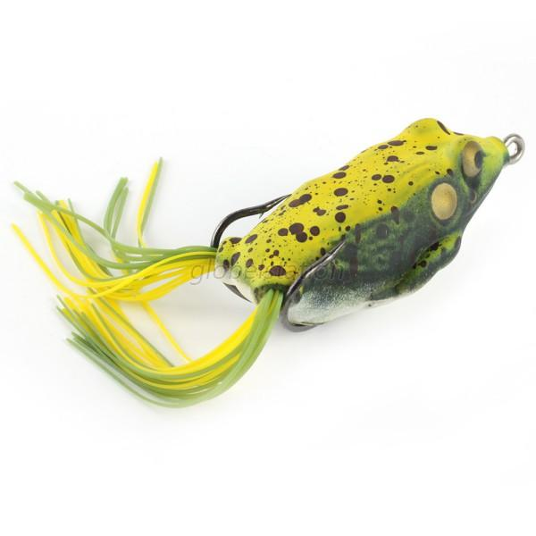 13g topwater fishing baits lures feather frog bass soft for Topwater fishing lures