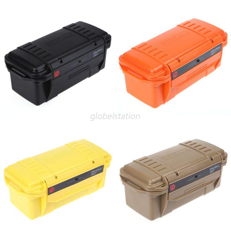waterproof shockproof outdoor airtight survival container storage case