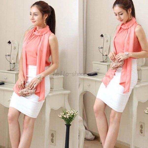 AU-Women-039-s-High-Waisted-Plain-Pencil-Bodycon-Stretch-Wear-to-Work-Office-Skirt