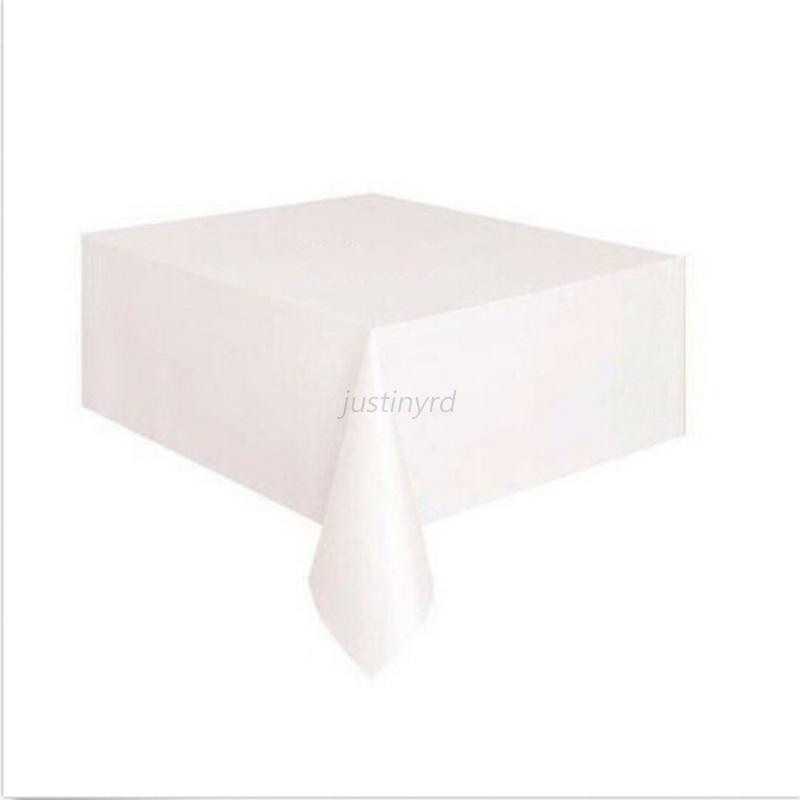 table covers plastic table cloths wedding baby shower nice party decor