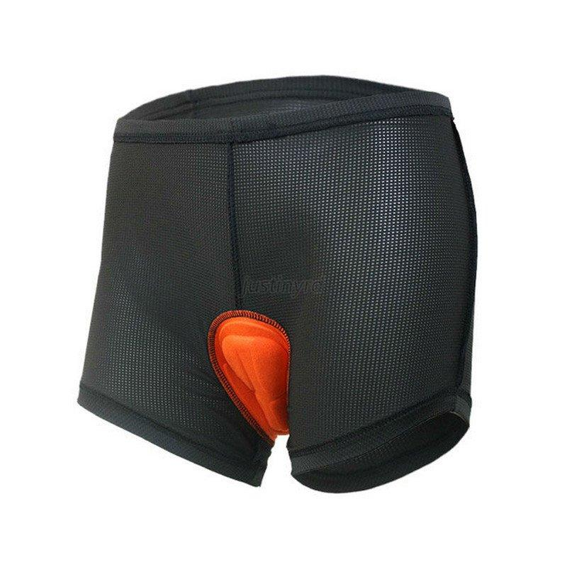 mens gel padded bike shorts