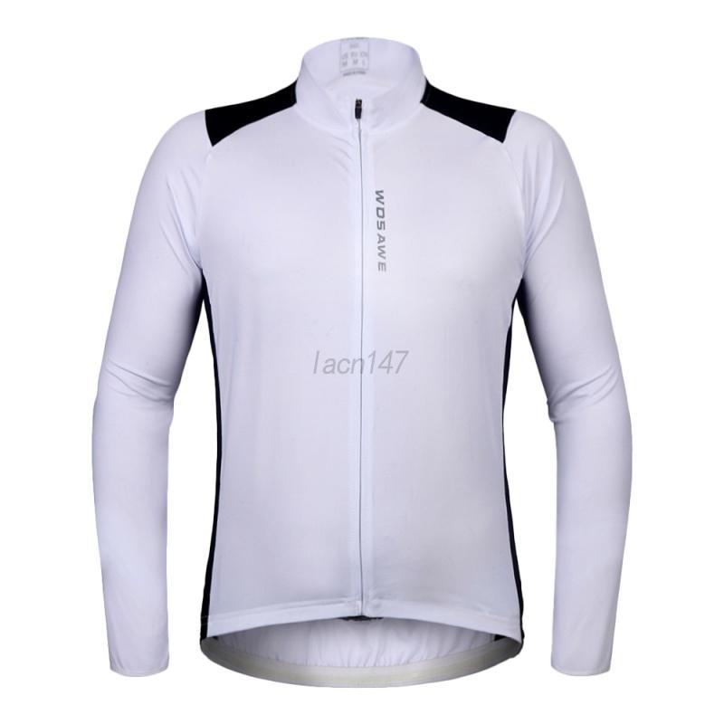 AU-Men-Women-Sportswear-Outdoor-Cycling-Clothing-Bike-Bicycle-Long-sleeve-Tops