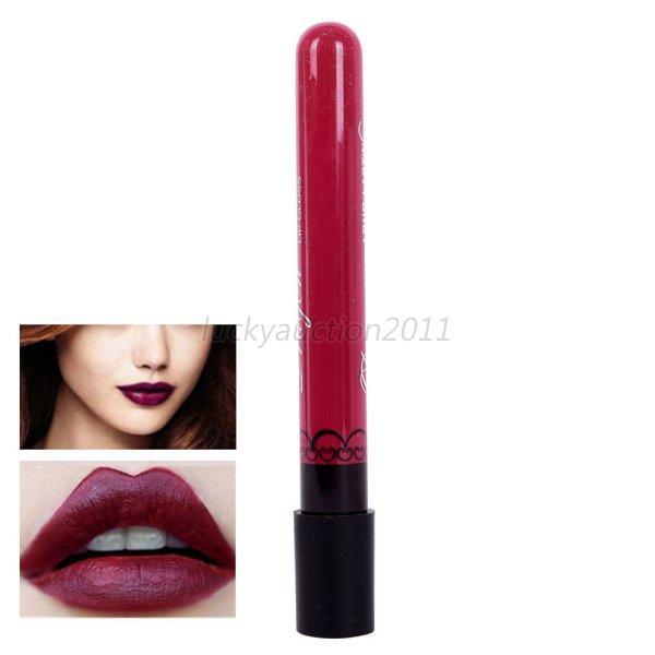 Hot-Matte-Long-Lasting-Waterproof-Lip-Liquid-Pencil-Lip-Lipstick-Gloss-Makeup