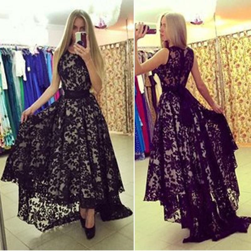 Ebay long dresses evening