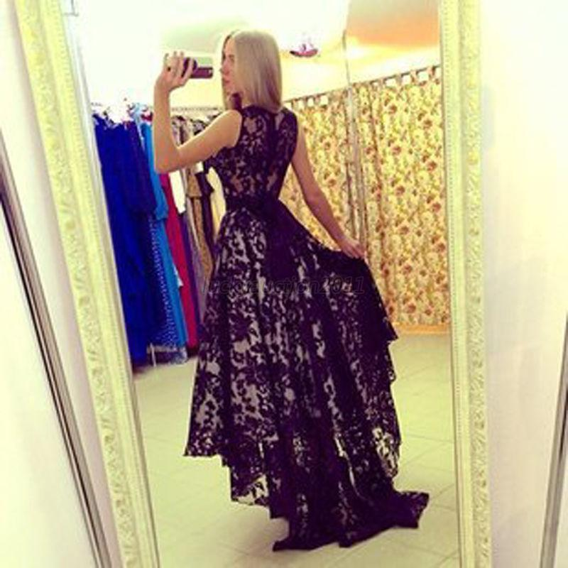 Lace Evening Dresses for Women