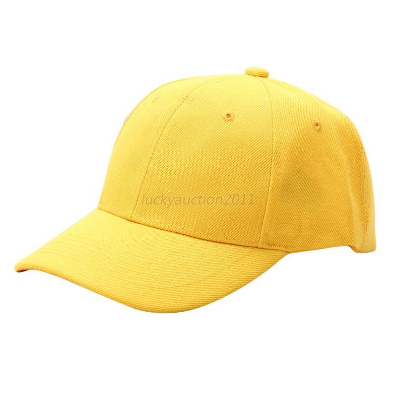 new plain baseball cap solid color trucker blank curved