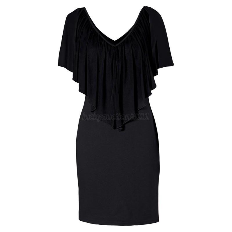 Summer-Women-039-s-Chiffon-Sleeveless-Evening-Party-Dress-Cocktail-Short-Mini-Dress