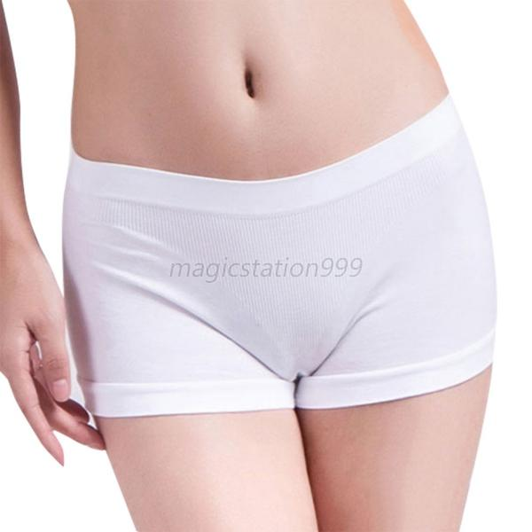 Summer Women Safety Panties Stretch Breathabel Yoga Shorts