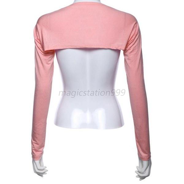 Hayaa-Fashion-One-Piece-Sleeves-Arm-Cover-Shrug-Bolero-Hijab-Muslim-20-Colors-AU
