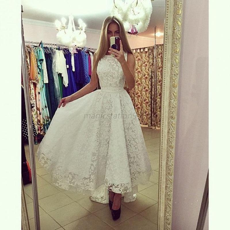 Femme-Lace-Dentelle-Robe-Floral-Maxi-Dress-Moulante-Veste-Soiree-Mariage-summer