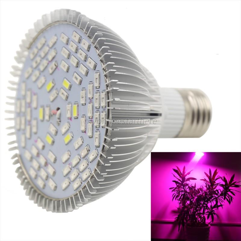 e27 30w 50w 80w full spectrum led grow light hydroponic. Black Bedroom Furniture Sets. Home Design Ideas